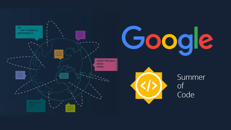 Google Summer of Code (GSoC) banner